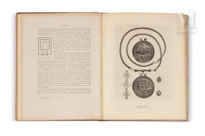 STRZYGOWSKI Josef L'Ancien Art chrétien de Syrie [...]  L'ancien art chrétien de...