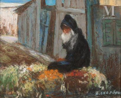 Nicolas GROPEANO (Bacau 1866 - Paris 1936)