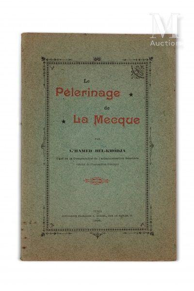 M'hamed BEL-KHODJA (1869-1943)