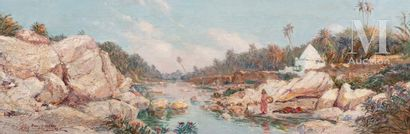 Constant LOUCHE (Alger 1880 - Grenoble 1965)