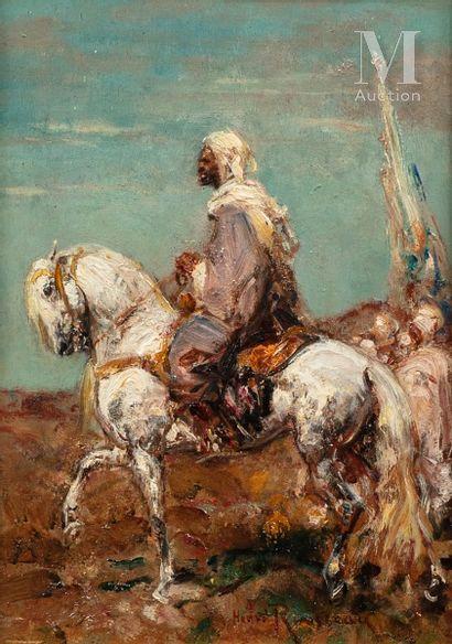 Henri ROUSSEAU (Le Caire 1875-Aix en Provence 1933)