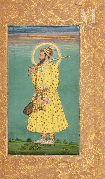 Portrait de Shah Shuja (1616 – 1661)