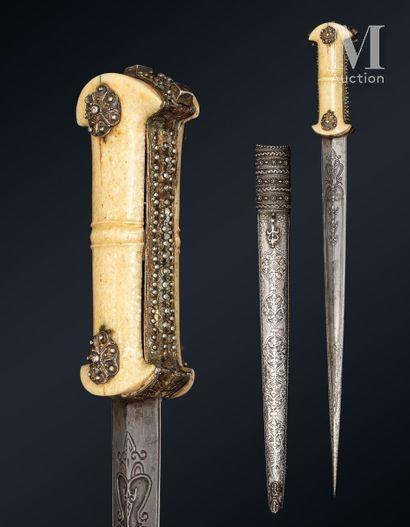 Beau Khanjar de cour ottomane