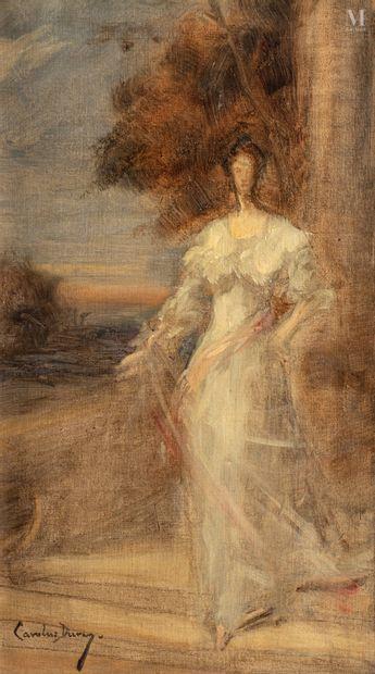 Carolus DURAN (Lille 1837- Paris 1917)