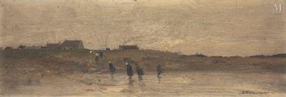 Luigi LOIR (Goritz 1845- Paris 1916)