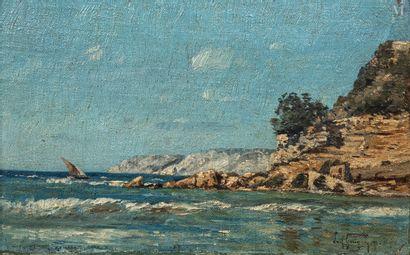 Paul Camille GUIGOU (Villars 1834- Paris 1871)