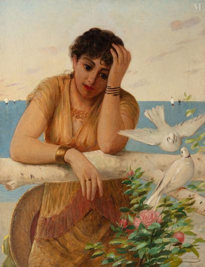 Léon HERBO (Templeuve 1850-Ixelles 1907)