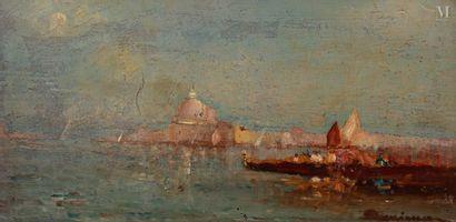 Henri DUVIEUX (Paris 1855-1902)