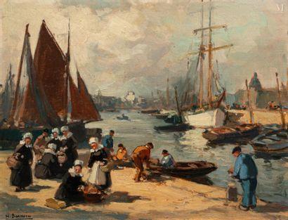 Henri BARNOIN (Paris 1882-Clichy 1940)