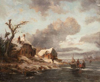 Frederick Marianus KRUSEMAN (Haarlem 1816 - St Gilles 1882)