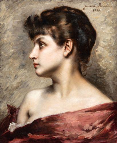 Juana ROMANI (Velletri 1867 - Paris 1923)