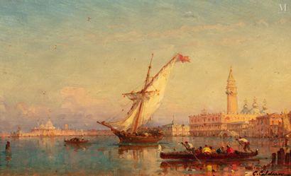 Charles Clément CALDERON (Paris 1870-1906)