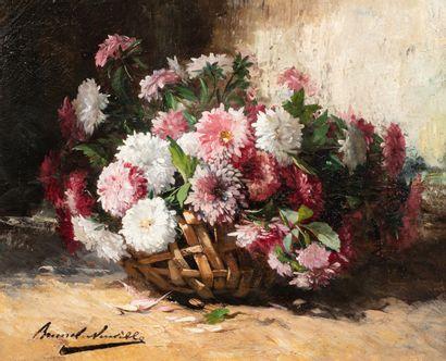 BRUNEL de NEUVILLE (Paris 1852-1941)