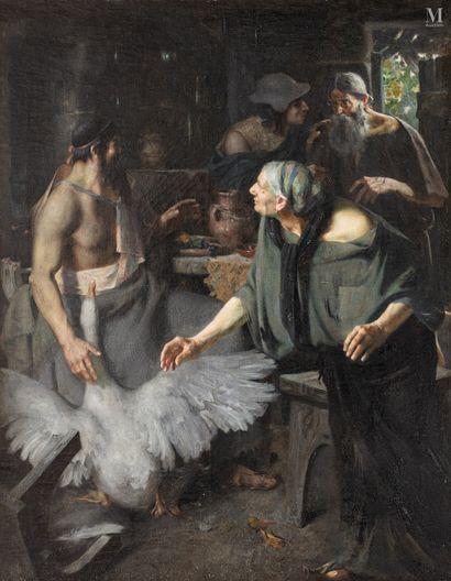 Auguste François-Marie GORGUET (Paris 1862-1927)
