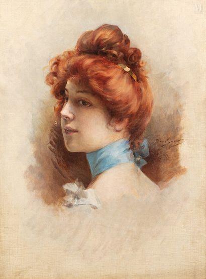 Emile-Auguste PINCHART (Cambrai 1842-1924)