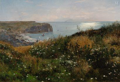 Gaston ROULLET (Ars 1847 - Paris 1925)