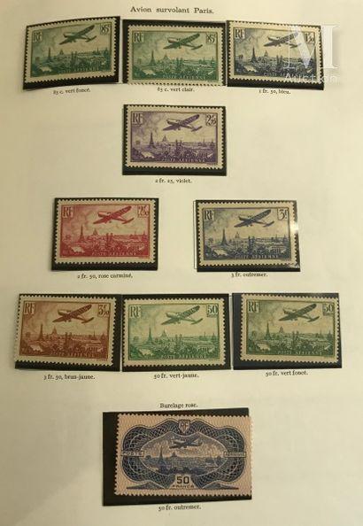Collection en 2 volumes 1900-1995.