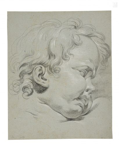 Attribué à Jan Anthon GAREMYJN (Bruges 1712 – 1799)