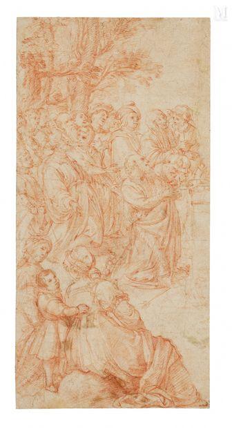Lorenzo GARBIERI dit Il Nepote (Bologne 1580 – 1654)