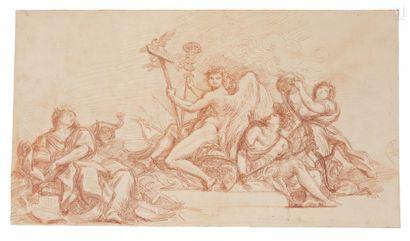 Jean-Robert ANGO ( ? – Rome 1773)