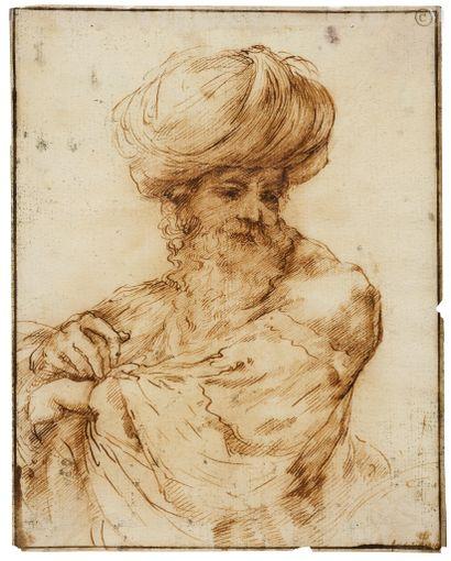 Atelier de Giovanni Francesco BARBIERI dit le GUERCHIN (Cento 1591 – Bologne 1666)