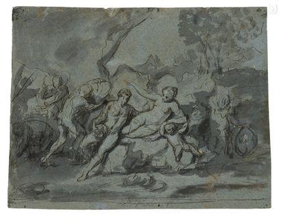 Henri-Antoine DE FAVANNE (Paris 1655 – 1753)