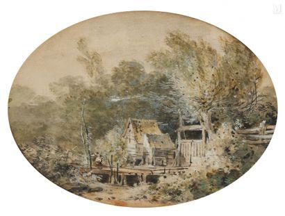 Louis Gabriel MOREAU dit l'Ainé (Paris 1740 - 1806)
