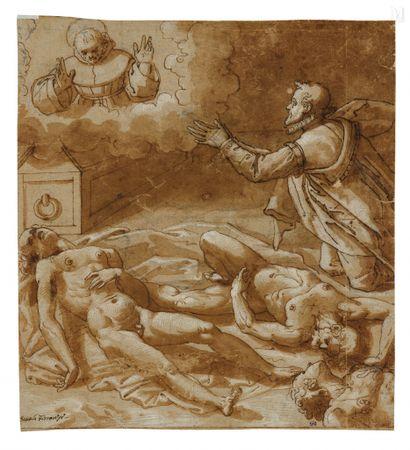 Bernardino MALPIZZI (1553 – 1623)