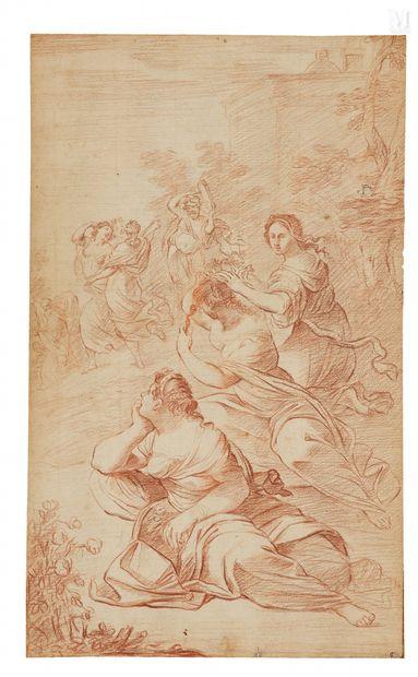 Giacomo Maria GIOVANNINI dit aussi « Jovanninus » (1667 Bologne – 1717 Parme)