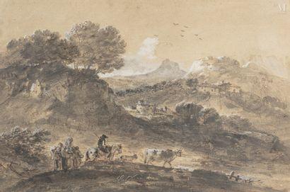 FRANCESCO ZUCCARELLI (Pitigliano 1702 - Florence 1788)