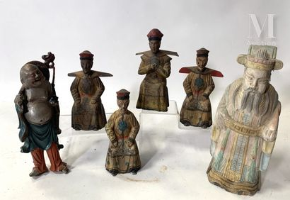 CHINE, XIX-XXe siècles