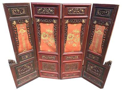 CHINE DU SUD, fin du XIXe siècle