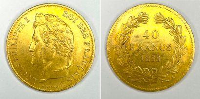 France – Louis Philippe Ier (1830-1848)  Une...