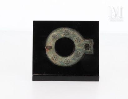 Chine, Culture de l'Ordos, Période Han, IIIe- Ier siècle avant J.-C.