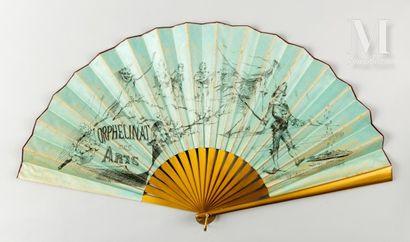 D'après Louise Abbéma, L'Orphelinat des Arts, vers 1890-1900