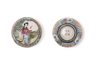 Chine, marque et époque Qianlong (1736-1795)