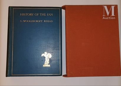 Rhead, Wooliscroft, History of fans Rhead, Wooliscroft, History of fans, Londres,...