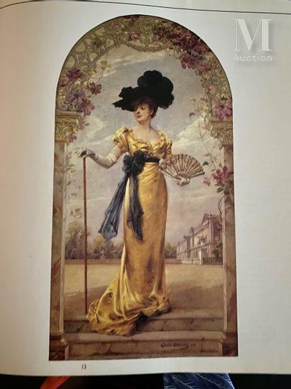 D'après Louise Abbéma, L'Orphelinat des Arts, vers 1890-1900 D'après Louise Abbéma,...