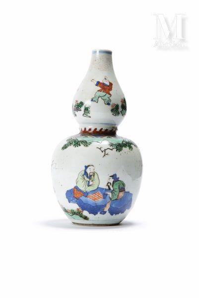 Chine, période Kangxi, XVIIe-XVIIIe siècle
