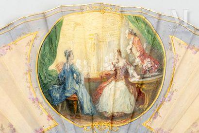 Une loge à l'opéra, vers 1860-1870 Une loge à l'opéra, vers 1860-1870  Émile Wattier,...