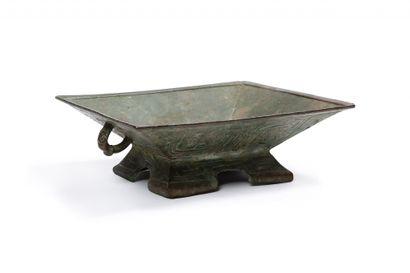 Chine, Période Han, IIIe avant J.-C.-IIème après J.-C.