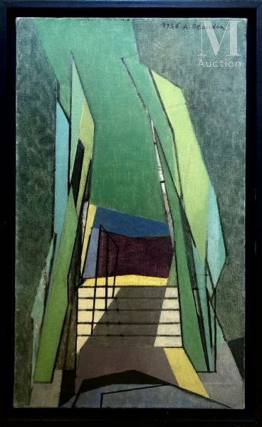 André BEAUDIN (1895- 1979)