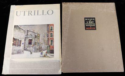 Lot comprenant :  - Un catalogue sur Maurice...