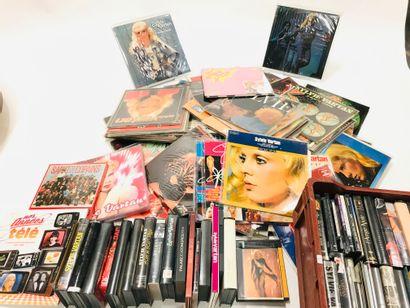 Sylvie VARTAN  - Fort lot de disques vinyles