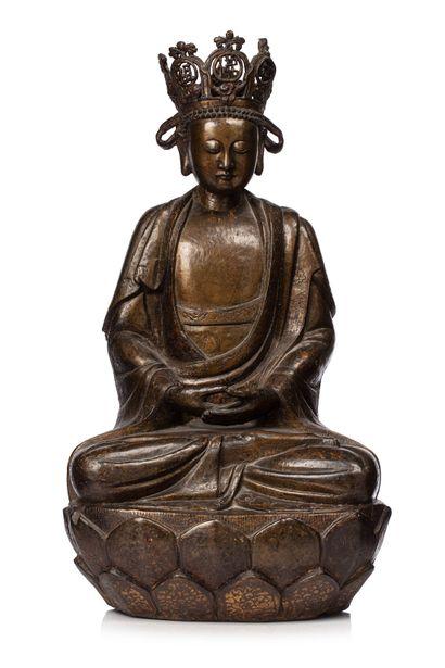 CHINE DU SUD, fin de la dynastie Ming