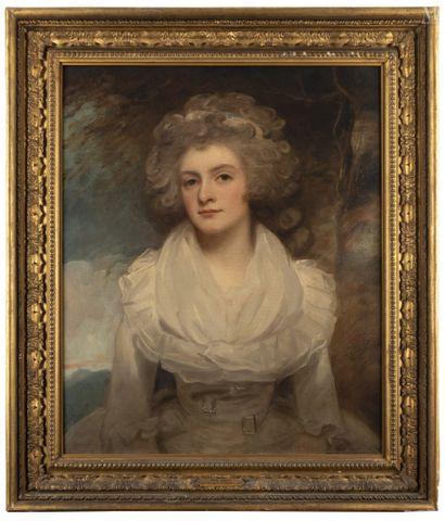 GEORGE ROMNEY (1734 - 1802)