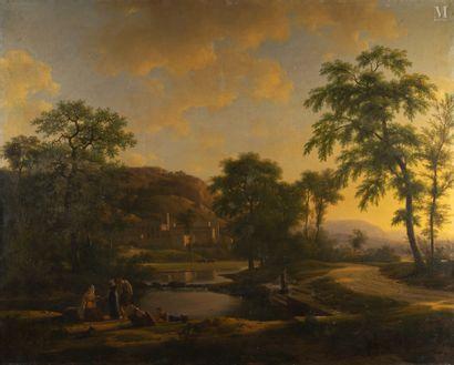 NICOLAS-DIDIER BOGUET (1755 - 1839)