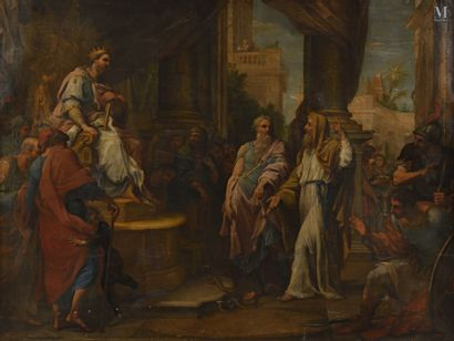 *GIUSEPPE BARTOLOMEO CHIARI (1654 - 1727)