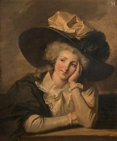 ATTRIBUÉ À JOHN HOPPNER     (1758-1810)