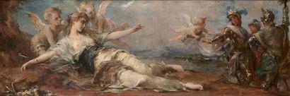 HENRY-LEOPOLD LEVY (NANCY 1840 - PARIS 1904)